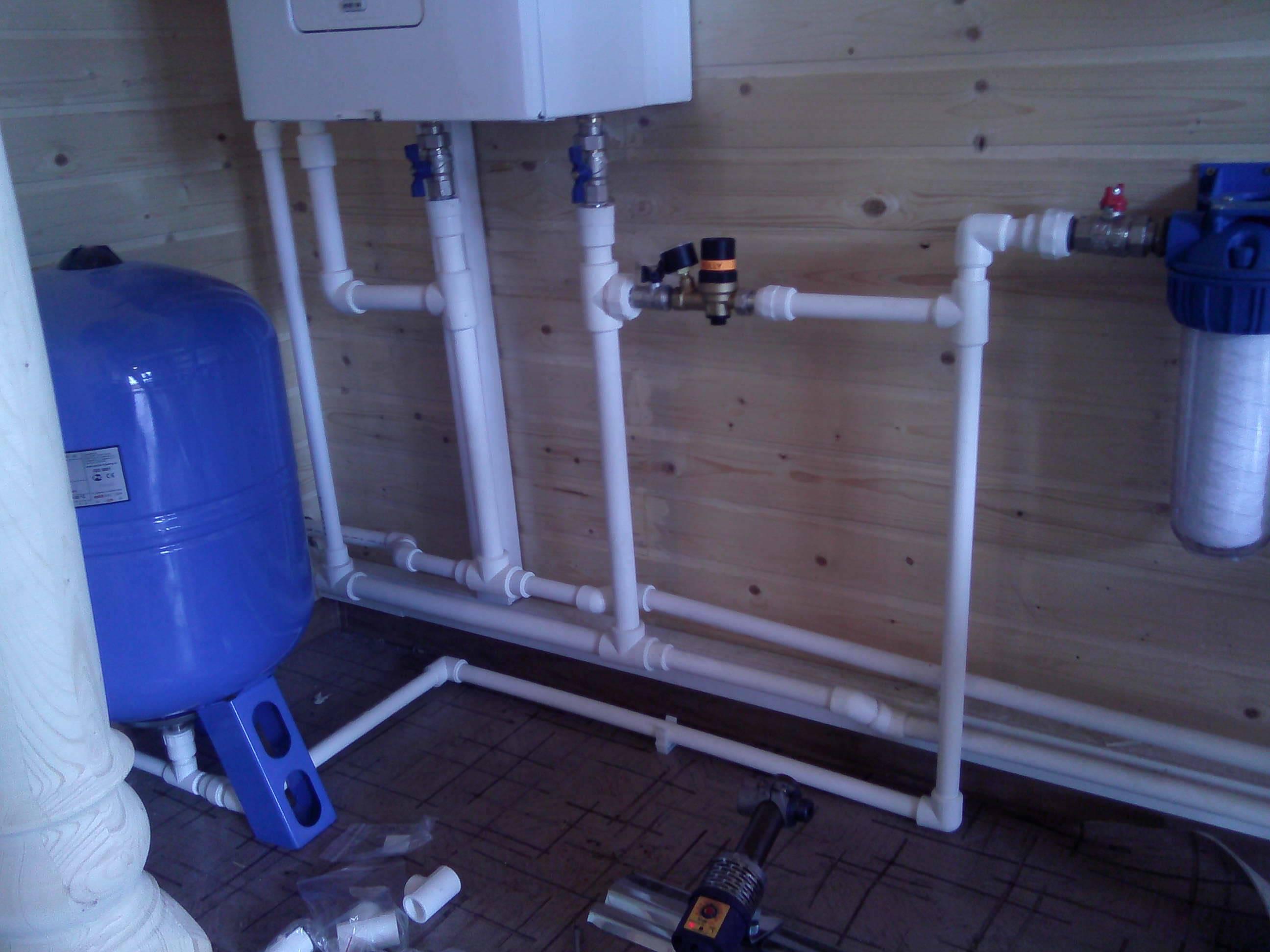 Пластиковые трубы для водопровода: монтаж водопроводной конструкции, как соединить, соединение своими руками, диаметр изделий