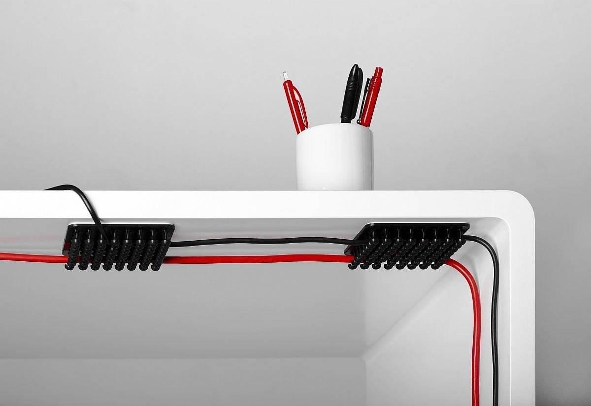 Как спрятать провода в квартире - маскируем провод + фото