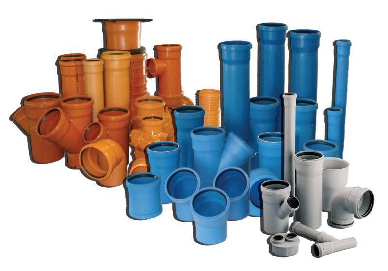 Размеры канализационных чугунных труб