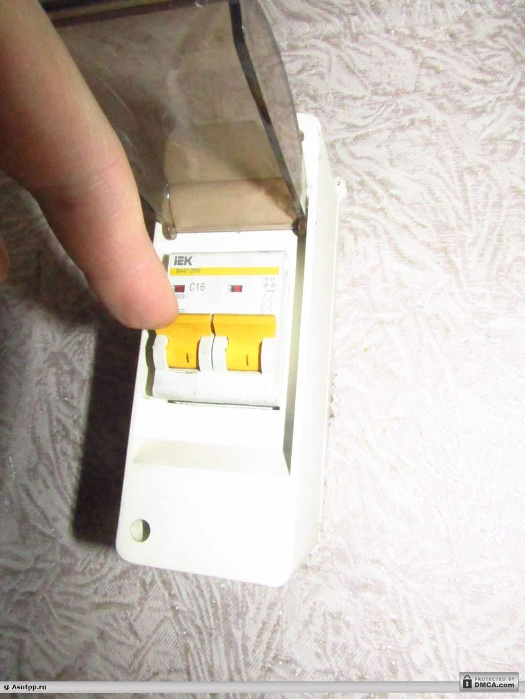 Как починить выключатель света - electrik-ufa.ru