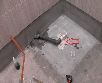 Трап для душа в полу под плитку: нюансы выбора и монтажа | greendom74.ru