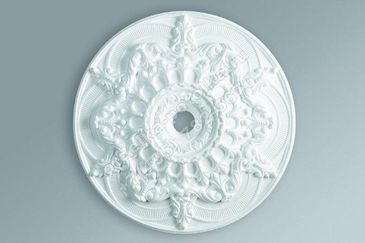 Потолочные розетки в интерьере — способ создания оригинального и изящного декора