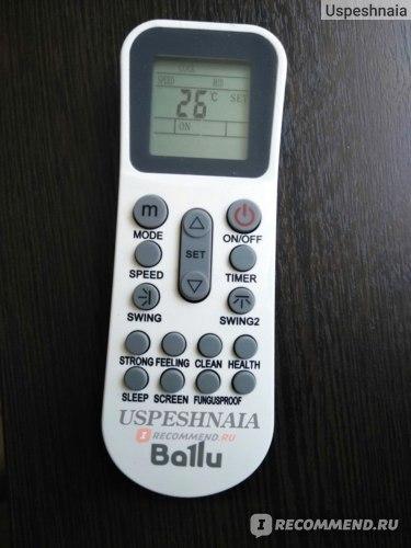 Сплит-система ballu bsli-09hn1/ee/eu: отзывы и обзор