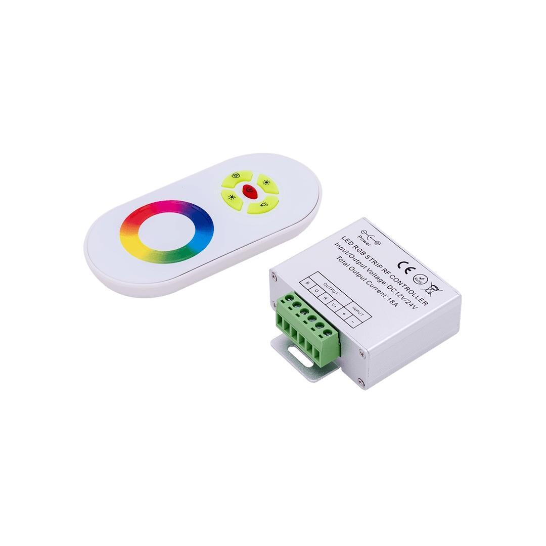 Монтаж профиля для светодиодной ленты — 3 вида.