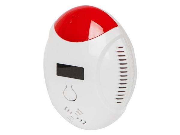 Как сделать датчик угарного газа (сигнализатор утечки) для дома своими руками
