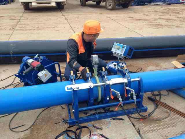 Основной регламент работ по подготовке и сварке полиэтиленовых труб с помощью фитингов с закладными нагревателями