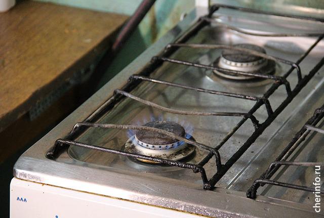 Почему коптит газовая плита и как исправить