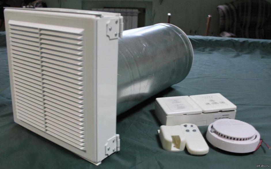 Зачем вам приточная вентиляция в типовой квартире