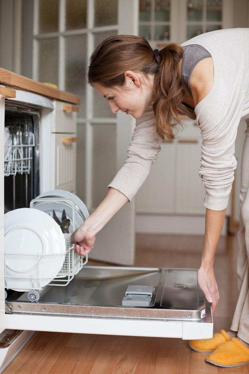 Как почистить посудомоечную машину? – в домашних условиях правильно