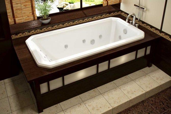 Как правильно выбрать акриловую ванну - лучшие рекомендации