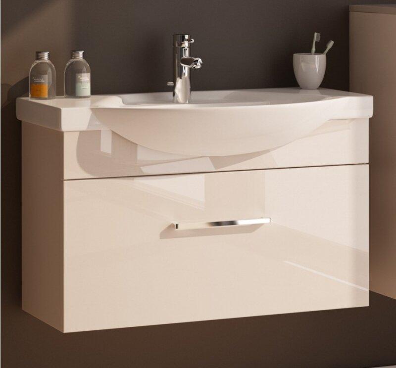 Замеры раковины с тумбой в ванную: стандарты, как подобрать
