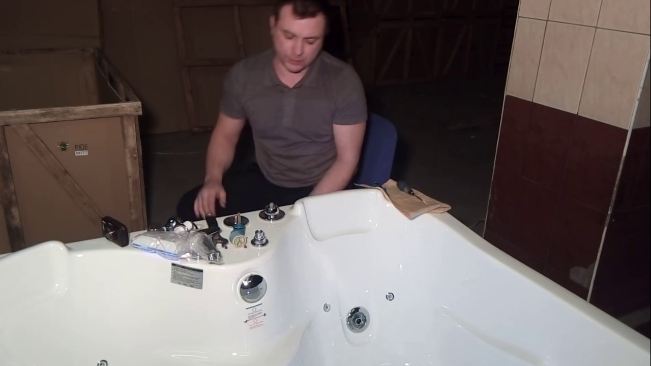 Ремонт джакузи: как выполнить ремонт гидромассажных ванн / zonavannoi.ru