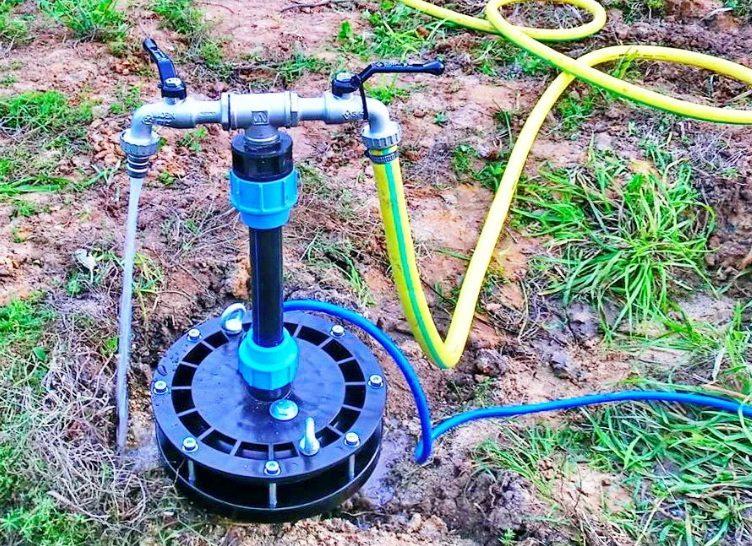 Обустройство скважины на воду своими руками: с кессоном и без на даче