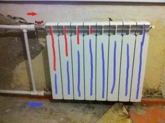 Что делать, если батареи в квартире холодные?