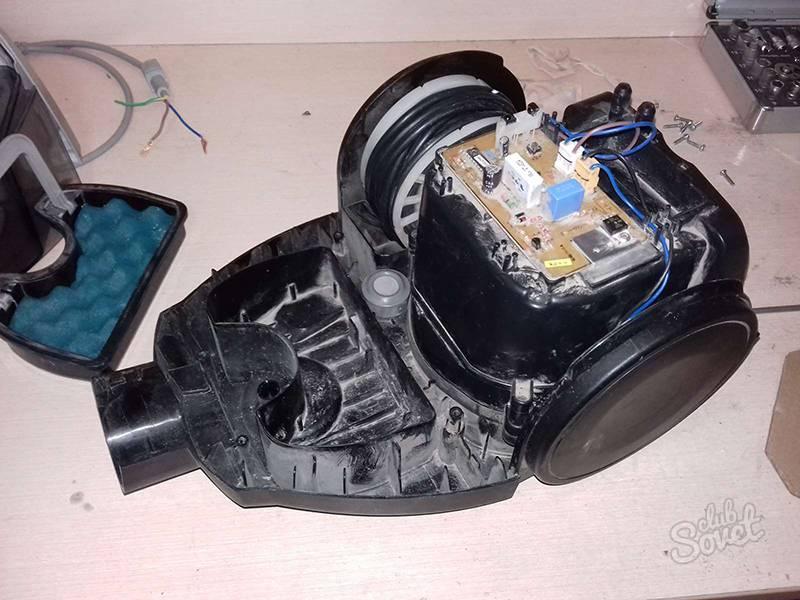 Ремонт пылесоса samsung: как разобрать двигатель пылесоса sc4520 и других моделей? что делать, если он не включается? разборка мотора своими руками