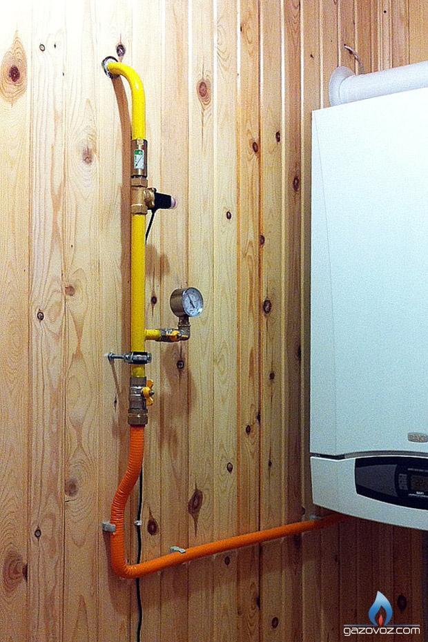 Термозапорный клапан на газопроводе: назначение, устройство и виды + требования к установке