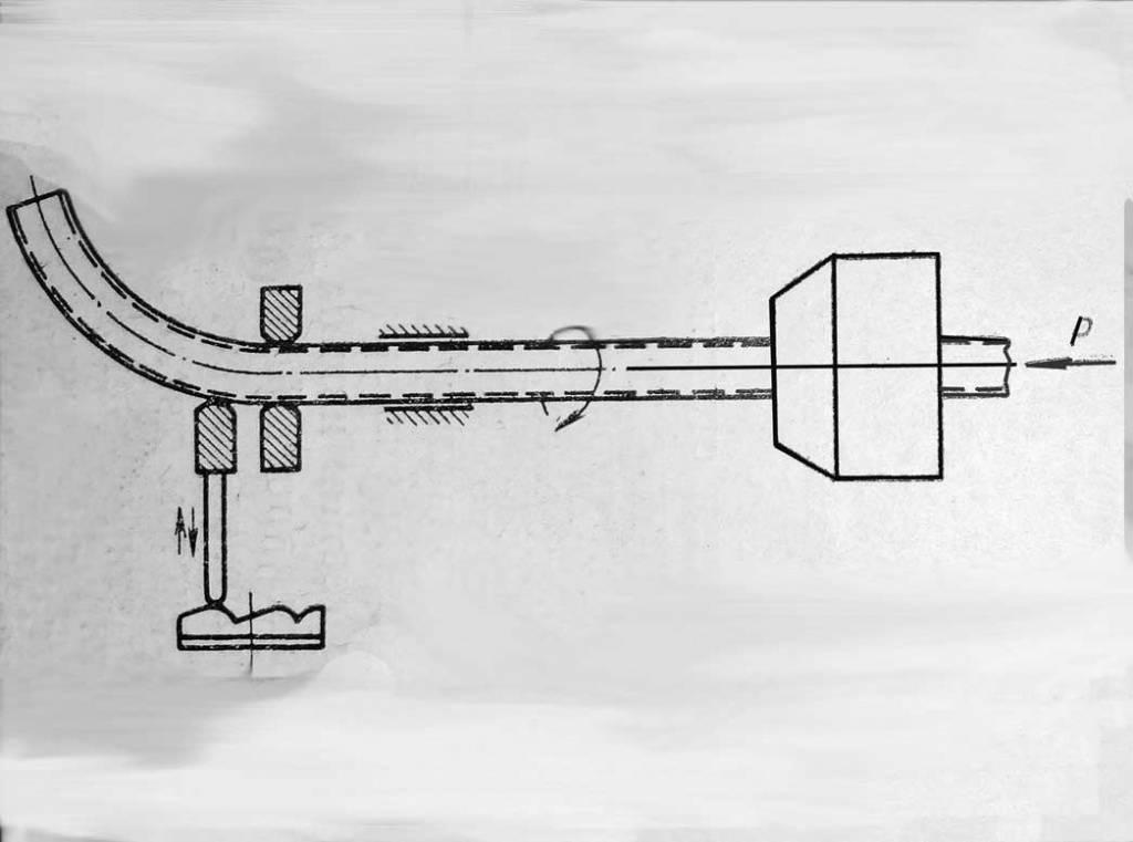 § 29. гибка труб [1980 макиенко н.и. - общий курс слесарного дела]