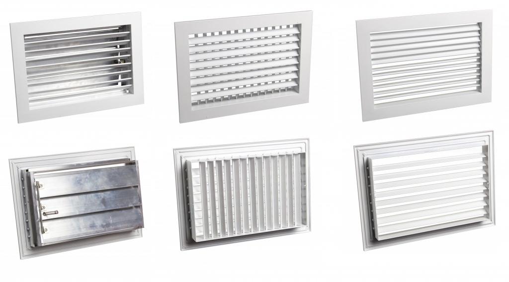 Как правильно выбрать вентиляционную решетку подходящего вида, типа и размера, методы установки