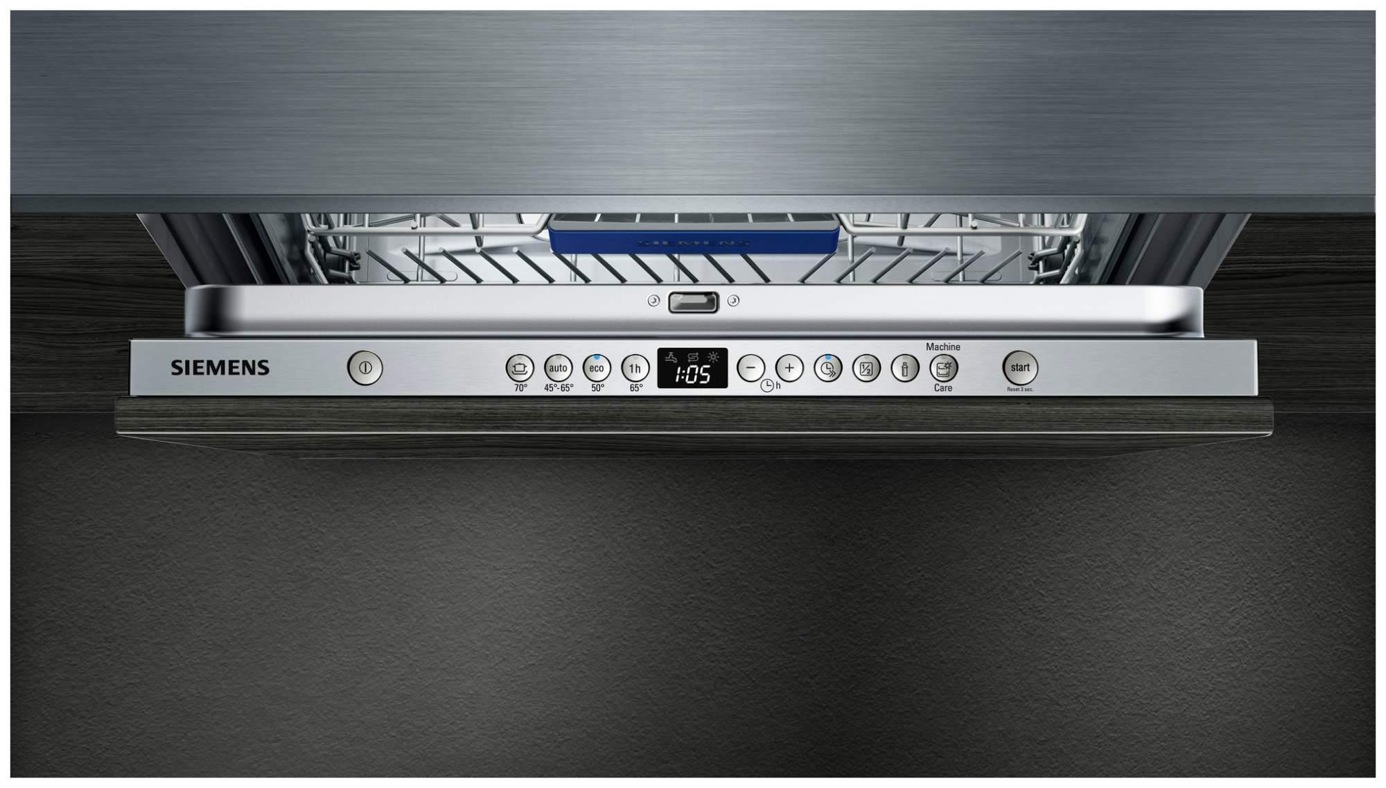 6 лучших посудомоечных машин siemens - рейтинг 2019