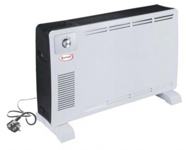 Газовые конвекторы для отопления дома – характеристики, виды и производители