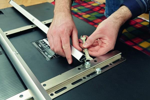 Кронштейн для телевизора своими руками - как самостоятельно собрать конструкцию из подручных материалов