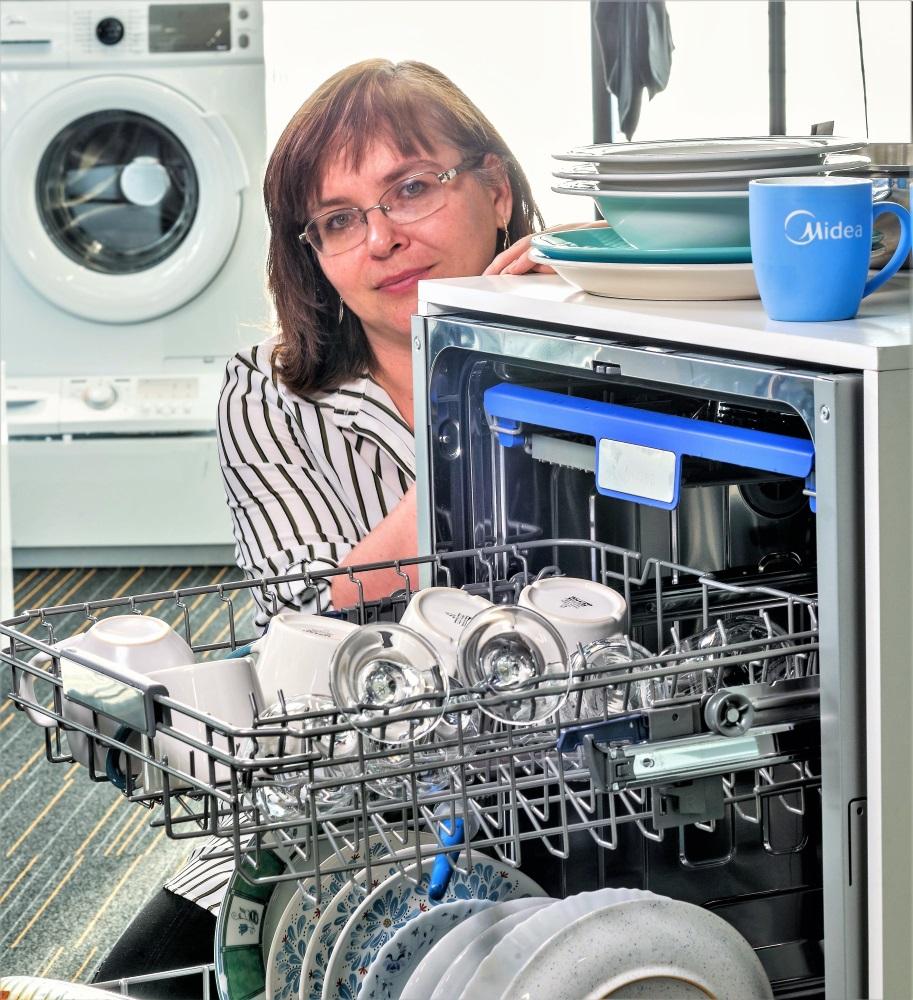 4 лучшие посудомоечные машины midea - рейтинг 2019