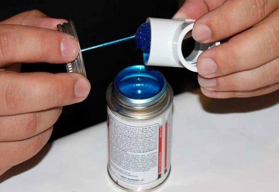 Клей для пвх труб и фитингов, склеивание канализационных пластиковых труб, чем склеить, заклеить