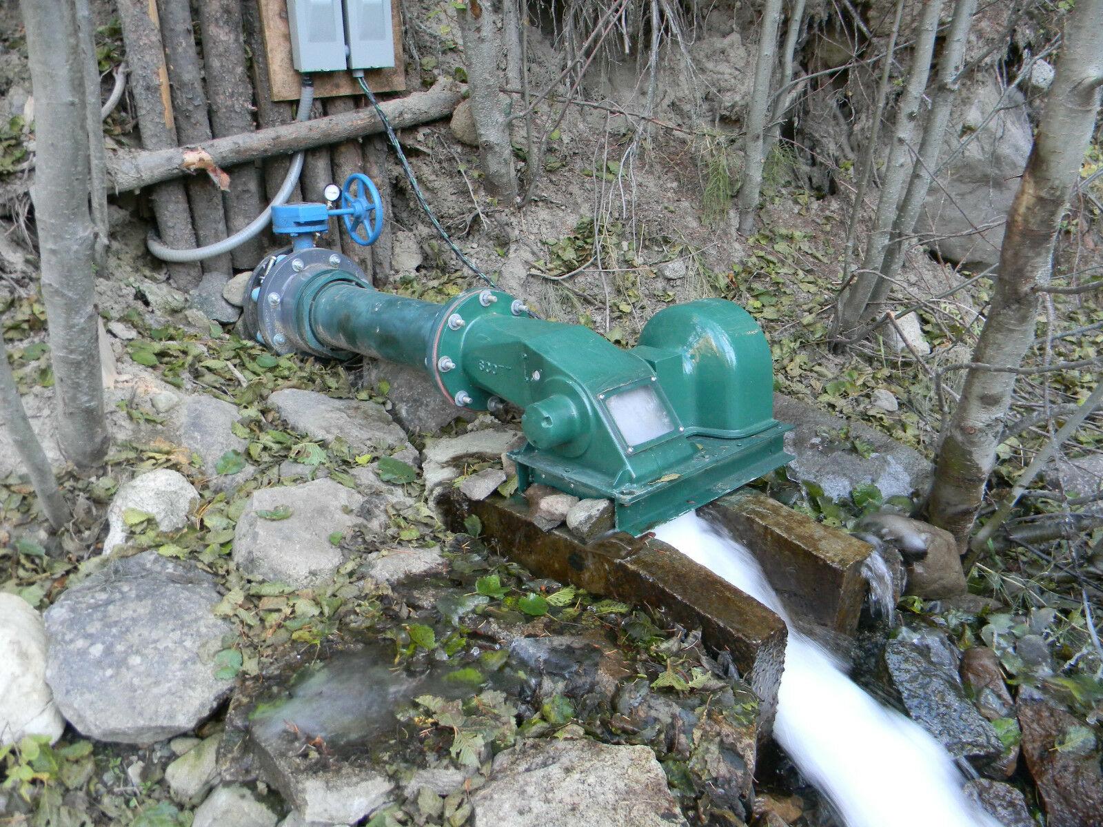 Гидроаккумуляторы и микрогэс - энергия воды alter220.ru