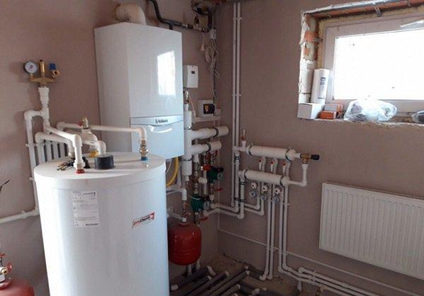 Двухконтурные турбированные газовые котлы: принцип работы и преимущества | гид по отоплению