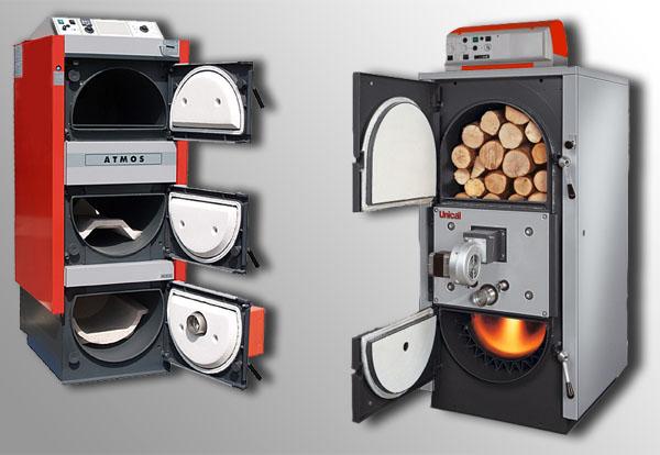 Комбинированный котел отопления, классификация по виду топлива