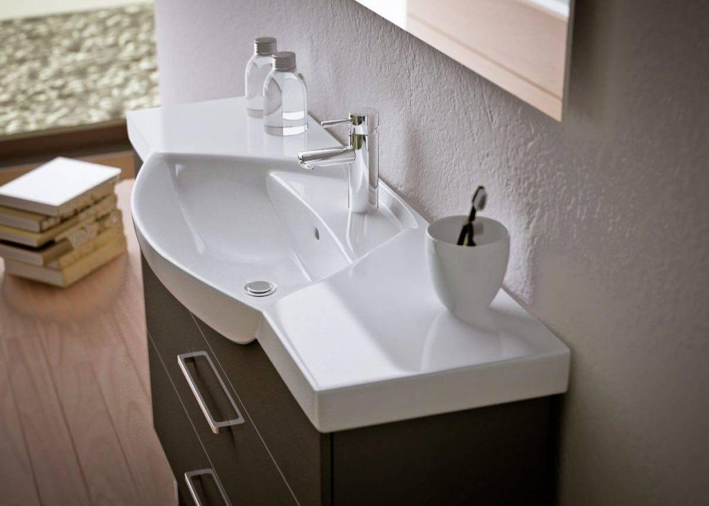 Размеры раковины для ванной комнаты — рекомендации по подбору