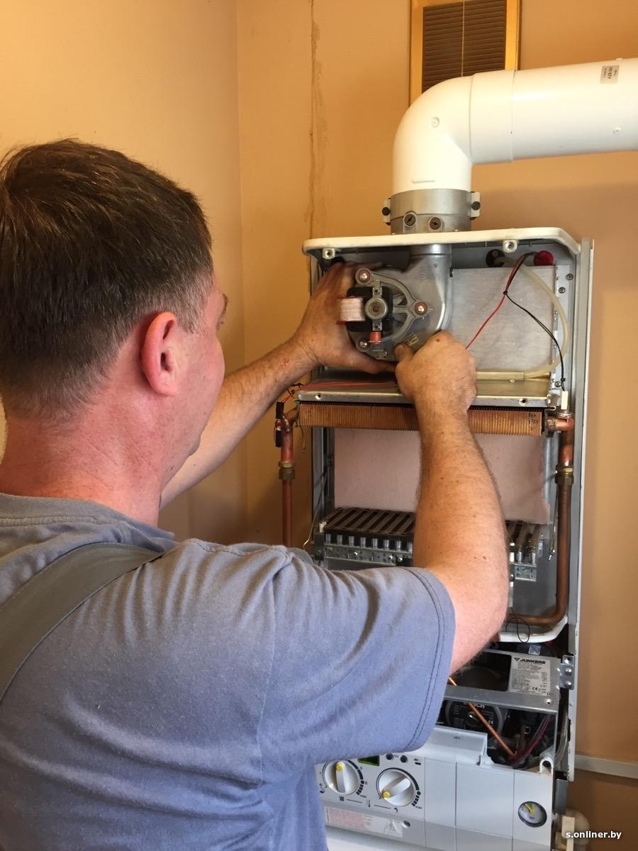 Газовые колонки юнкерс и бош - ремонт своими руками