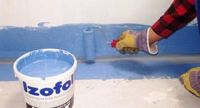 Гидроизоляция ванной комнаты под плитку — что лучше наносить под кафель