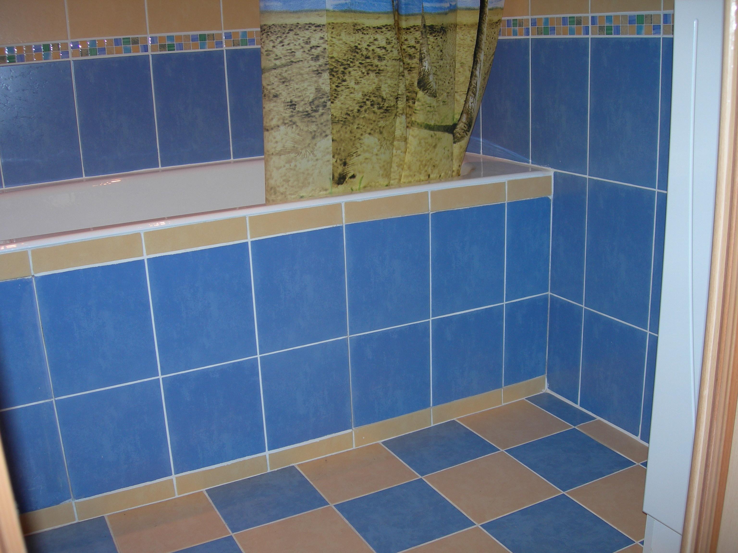 Экран для ванны своими руками: делаем из плитки и гипсокартона