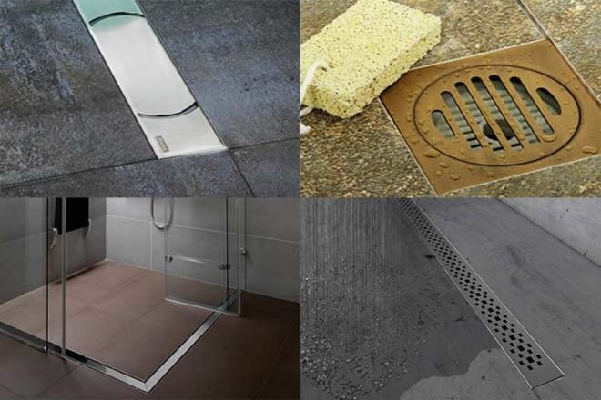 Трап для душа в полу под плитку: разновидности и секреты установки