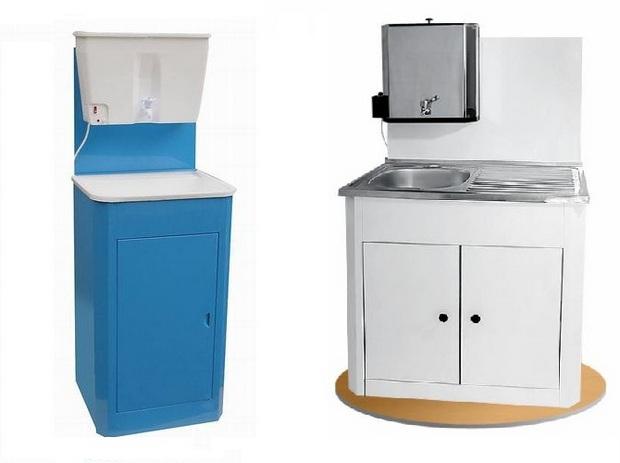 Как выбрать дачный электроумывальник с подогревом воды