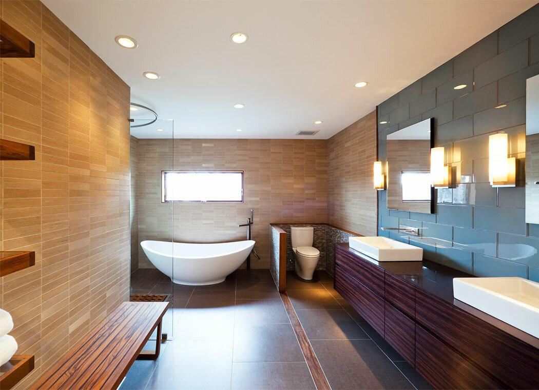 Освещение в ванной комнате — правильная организация поставки света