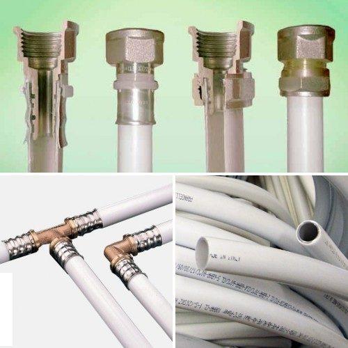 Металлопластиковые или полипропиленовые трубы — какие лучше и надежней?