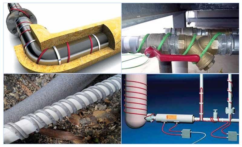 Греющие кабели для водопровода: какой лучше?