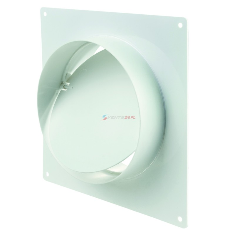 Обратный клапан на вентиляцию — устройства на вытяжку воздуха