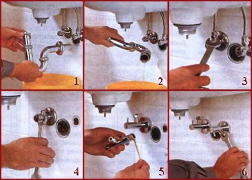 Как поменять смеситель своими руками — демонтаж, ремонт и установка современных моделей смесителей (120 фото)