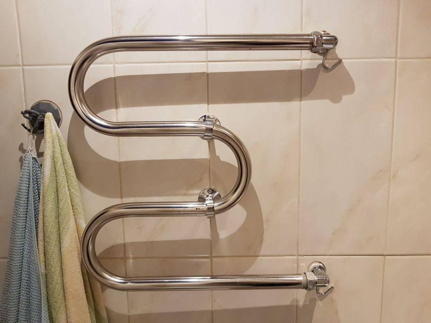 Замена полотенцесушителя: как это делается правильно | ремонт и дизайн ванной комнаты
