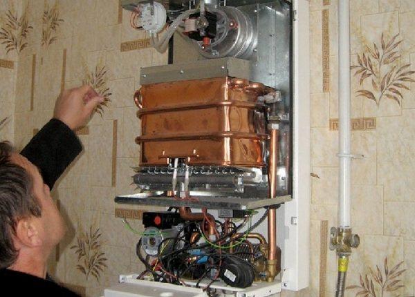 Ремонт газовых колонок своими руками - видео по устранению неполадок