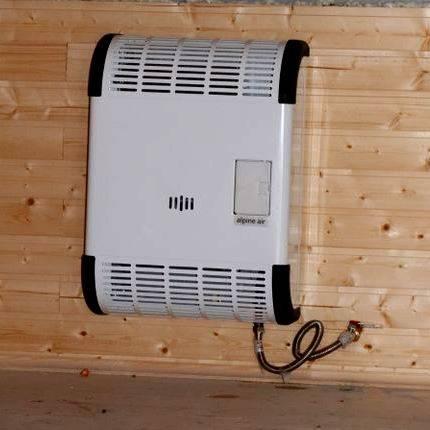Газовый конвектор: отопительные приборы на природном газе для отопления дома. принцип работы и установка настенных и напольных конвекторов «данко» и других