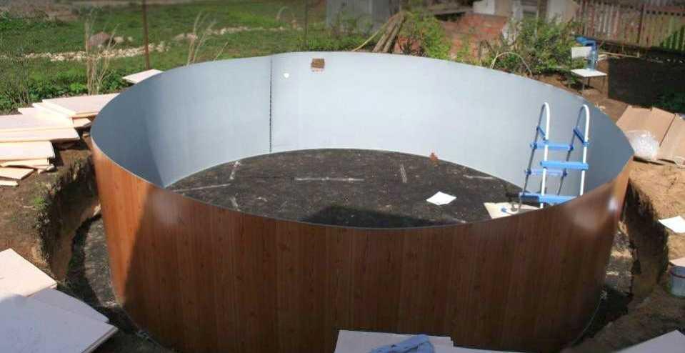 Бассейн своими руками: 95 фото простых и красивых идей как построить и украсить бассейн