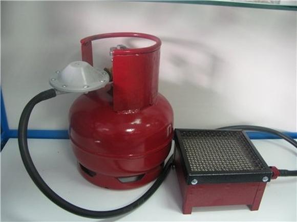 Как выбрать газовый обогреватель для гаража - обзор характеристик