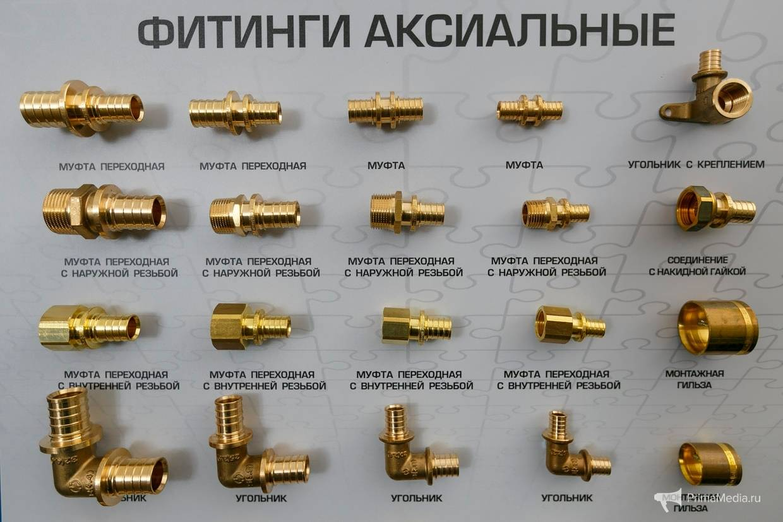 Стальные трубы и фитинги: классификация и правила работы с ними