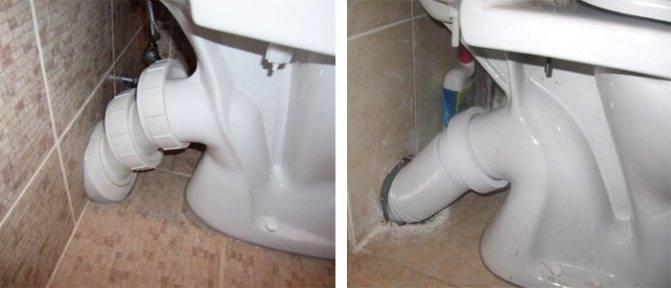 Почему в туалете пахнет канализацией