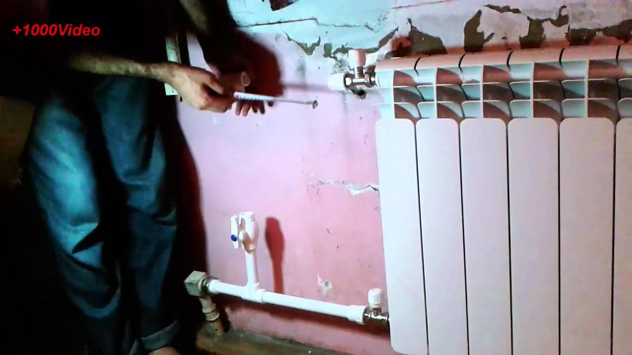 Как выполняется пайка радиаторов из алюминия