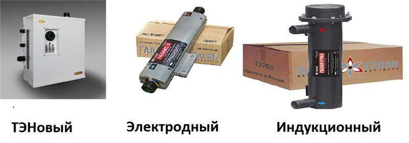 Энергосберегающий электрический котел отопления